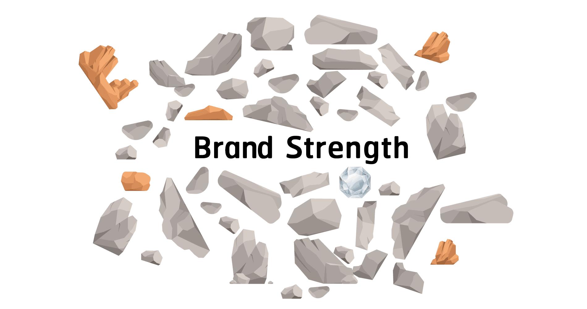 ความไว้ใจ เป็นของมีค่า Brand Strength ก็เช่นกัน