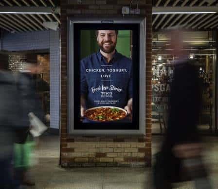 Tesco Food Love Stories Cannes Lion 2018 Grand Prix