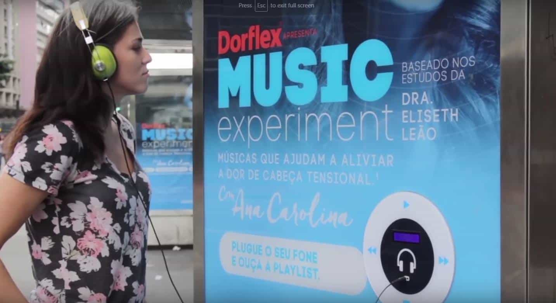 เมื่อ Dorflex ผู้ผลิตยาแก้ปวดหัว หันมาทำเพลงลดอาการปวดหัว