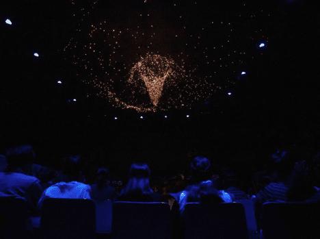 BLIND EXPERIENCE ละครเวที 6 มิติ เรื่องเล่าจากหิ่งห้อย ณ สามย่านมิตรทาวน์