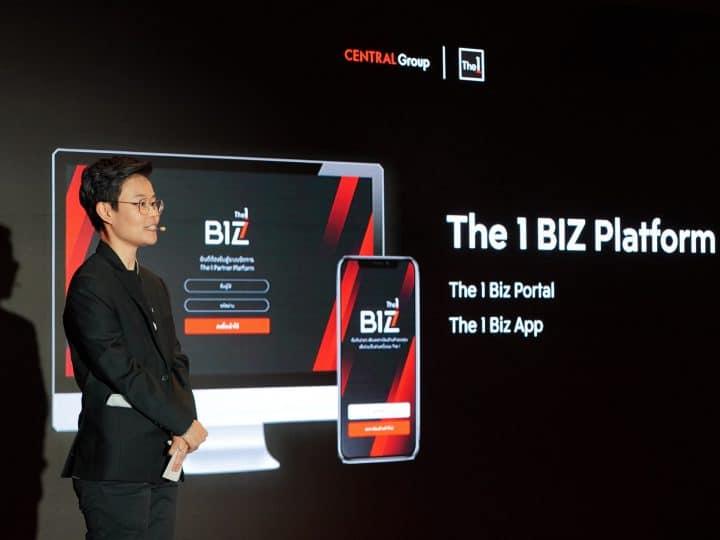 The 1 มุ่งสร้างประสบการณ์ที่ดีที่สุดให้ลูกค้า ส่ง 'The 1 BIZ' เสริมเครือข่ายพันธมิตร  ให้ทุกธุรกิจแข็งแกร่งและเติบโตไปด้วยกันอย่างยั่งยืน