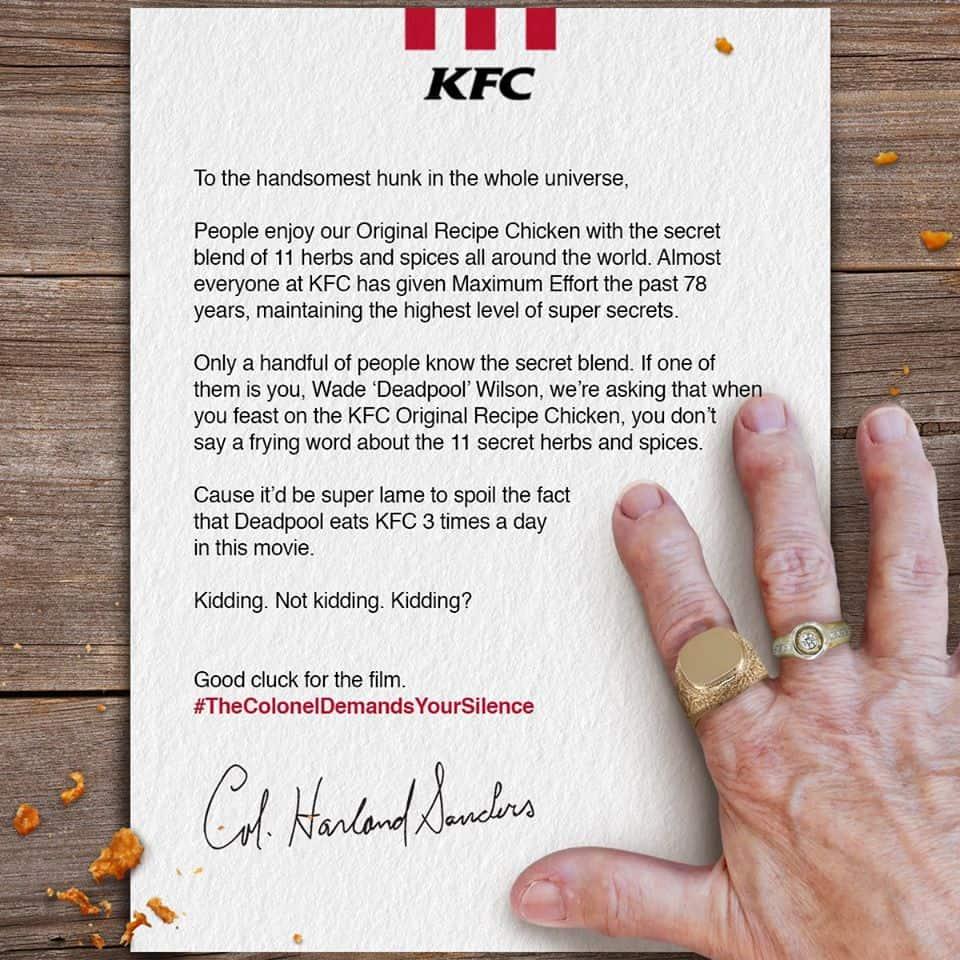 KFC Deadpool