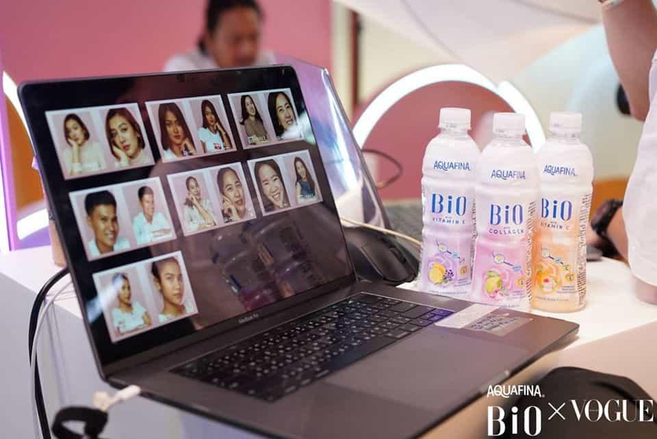 AQUAFINA BIO X VOGUE THAILAND
