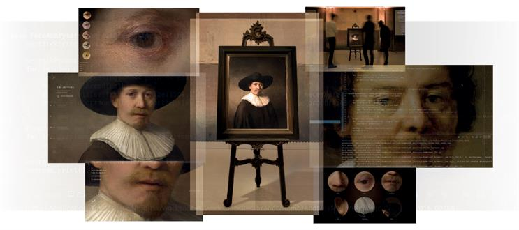 The Future of Advertising Agency The Next Rembrandt