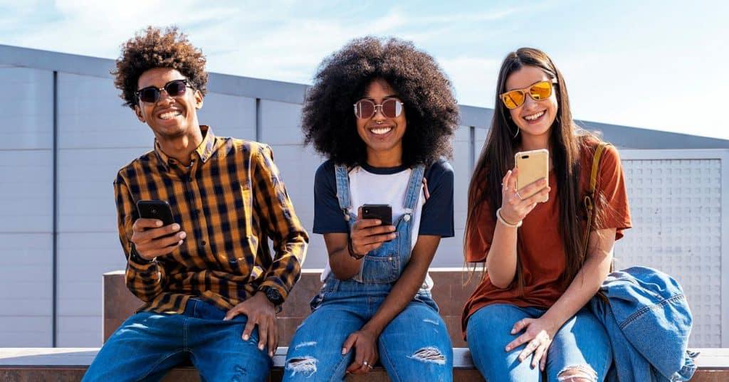 Generation Z Insight Facebook 2020 summary for marketing