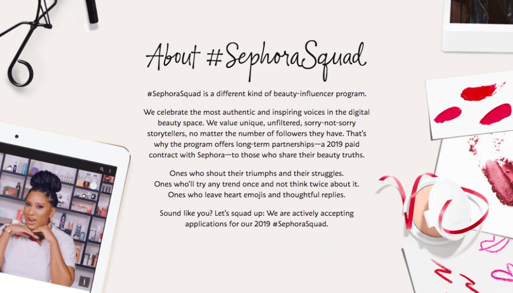 #SephoraSquad Social Media Trend 2020 Think Forward 2020 We Are Social