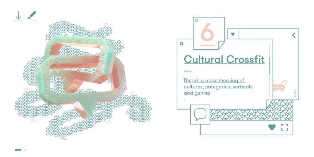 6 Key Social Media Trend 2020 Think Forward 2020 We Are Social Cultural Crossfit