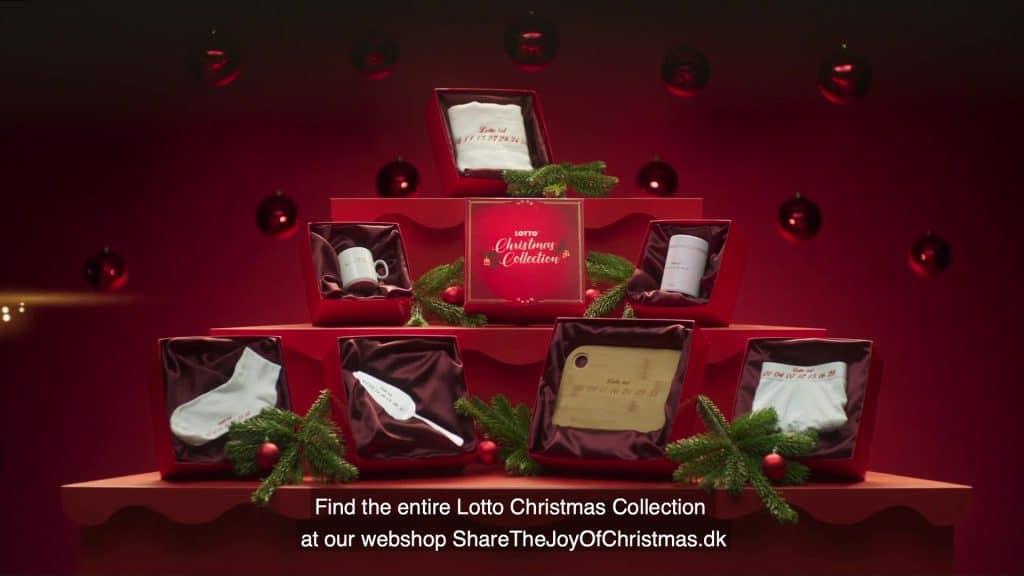 Lotto Christmas Collection แคมเปญการตลาดวันปีใหม่