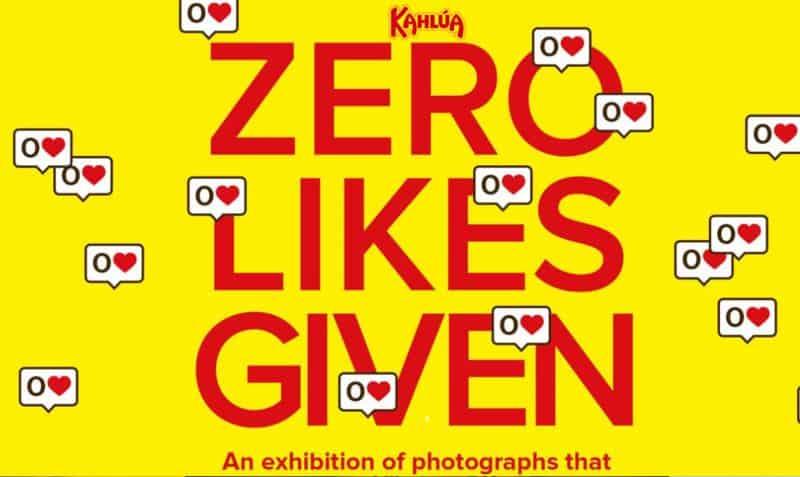 zero likes given Social Media Trend 2020 Think Forward 2020 We Are Social