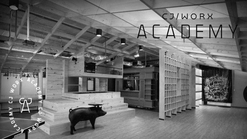 เมื่อ Agency ดังผันตัวเป็น Academy อนาคตใหม่ของ CJ WORX