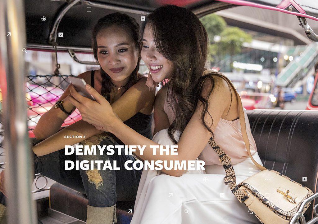 Insight Digital Consumer in ASEAN 2020 from Facebook Report Demystify the Digital Consumer