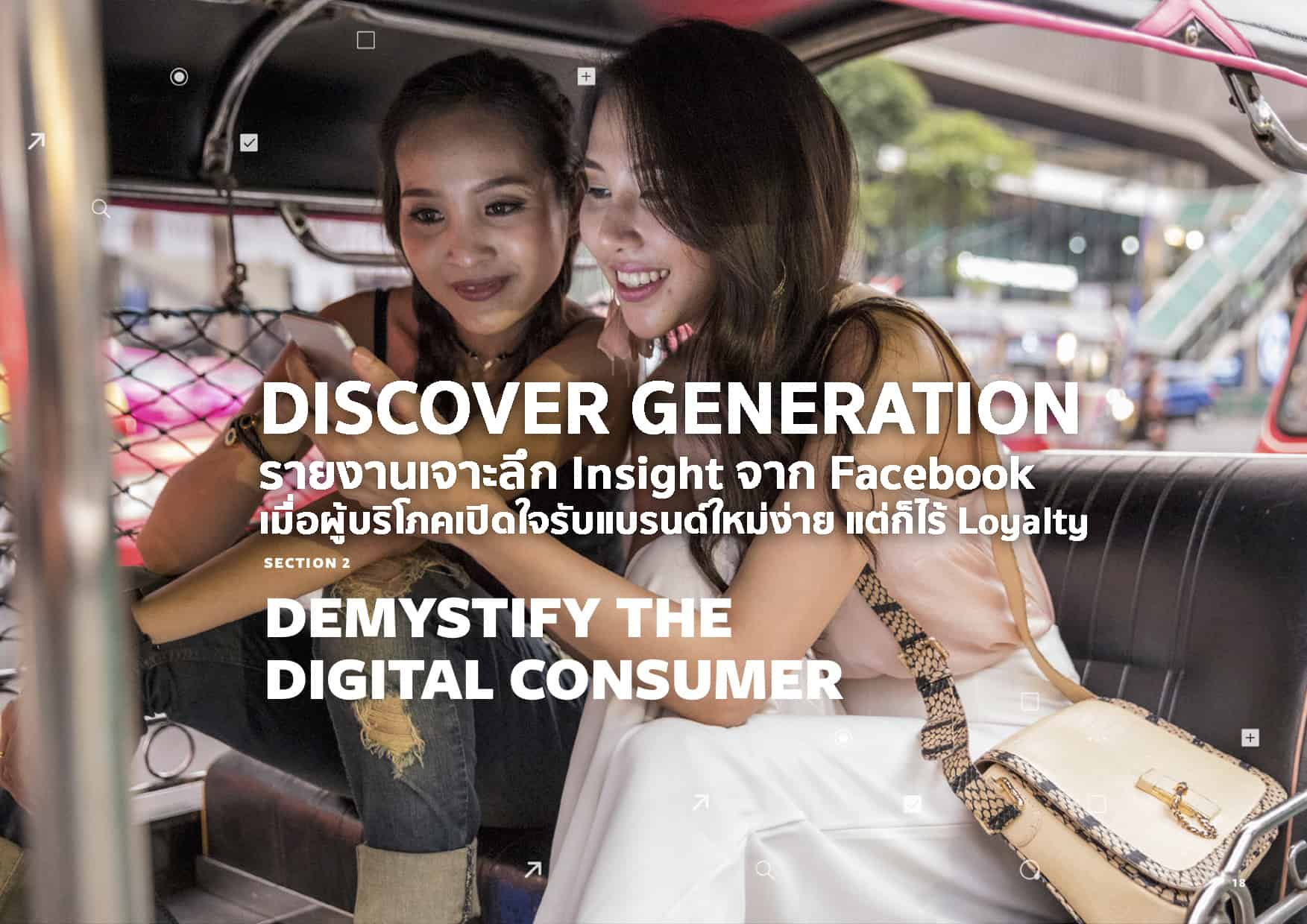 Discovery Generation เผย Insight ใหม่ คนไทยเปิดใจรับแบรนด์ใหม่ง่ายมาก