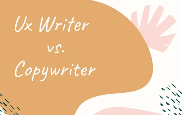 [UX Writing] Copywriter กับ UX writer เหมือนกันมั้ยนะ?