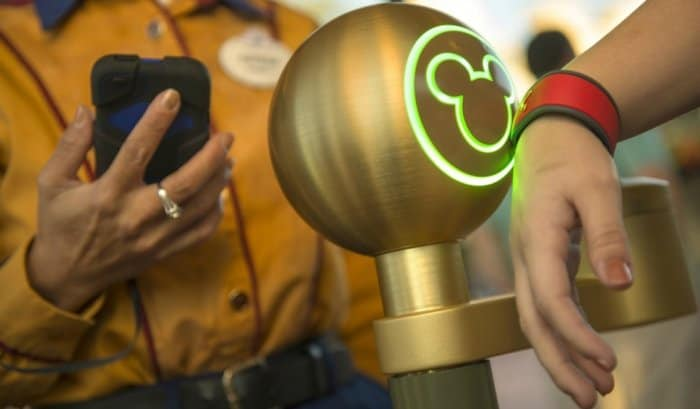 Disney MagicBands collect data for personalization