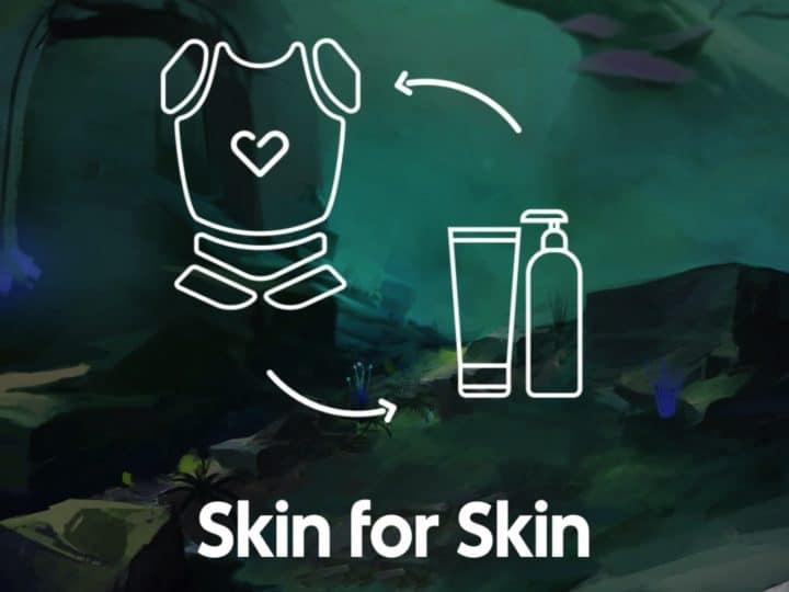 [E-Sports Marketing] Skin for Skin เอาสกินในเกมมาแลกสกินแคร์ไปดูแลตัวเอง