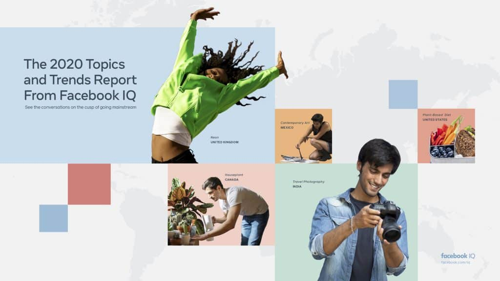 สรุป Facebook Trend and Insight 2020 Facebook IQ