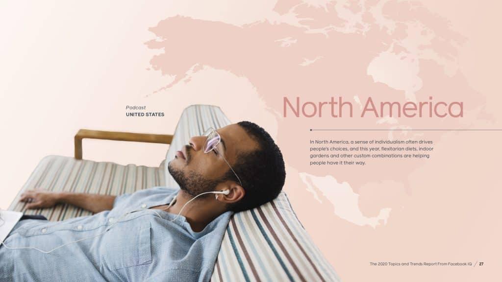 สรุป Facebook North America Trend and Insight 2020 Facebook IQ