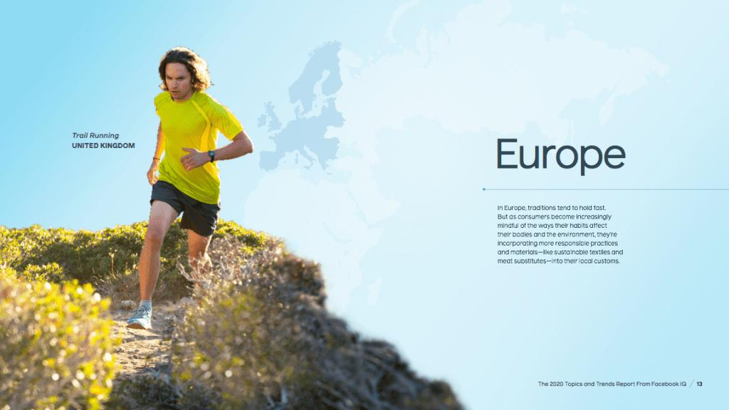 สรุป Facebook Europe Trend and Insight 2020 Facebook IQ