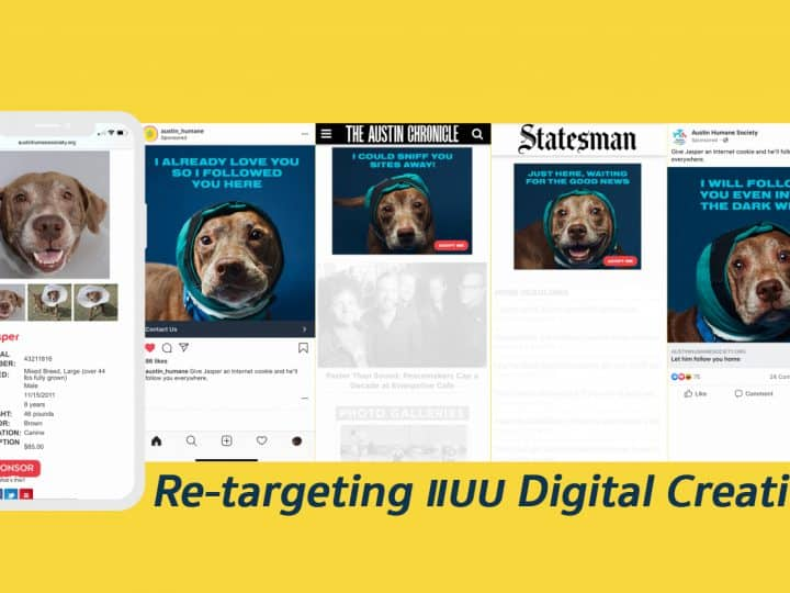 Re-Targeting Creativity Banner Digital Creative