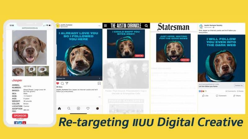 Re-Targeting Creativity ทำโฆษณาตามหลอนยังไงให้คนรัก ทำเป็นสุนัขน่ารักที่คอยตามอ้อนไปทุกเว็บ