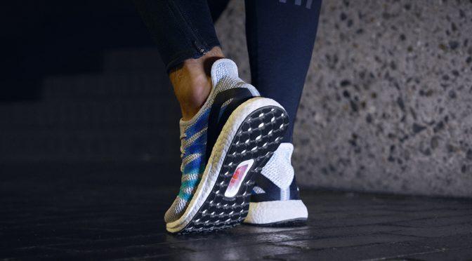รองเท้า Adidas AM4LDN และระบบ Sensor ข้างล่าง