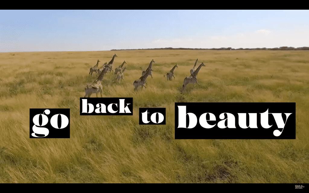 แคมเปญ Black & Abroad ชวนคนให้ไปเที่ยว Africa เพราะน่าไปเที่ยวมาก