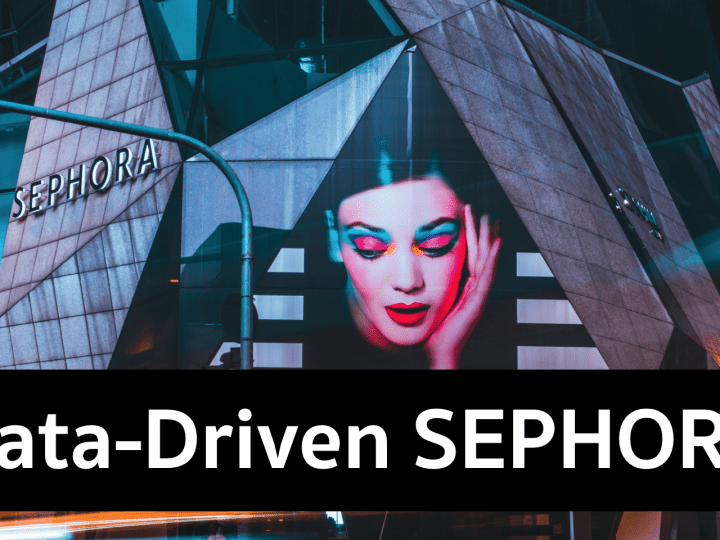 Data-Driven Beauty Retail - Sephora