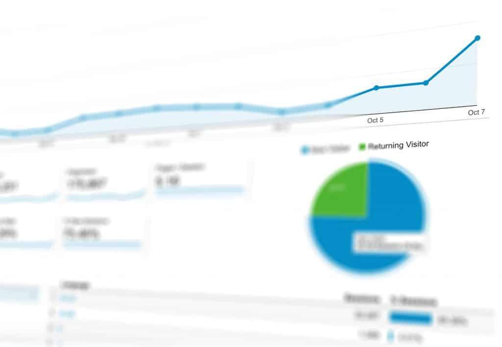 Customer data analytics metric web behaviour data
