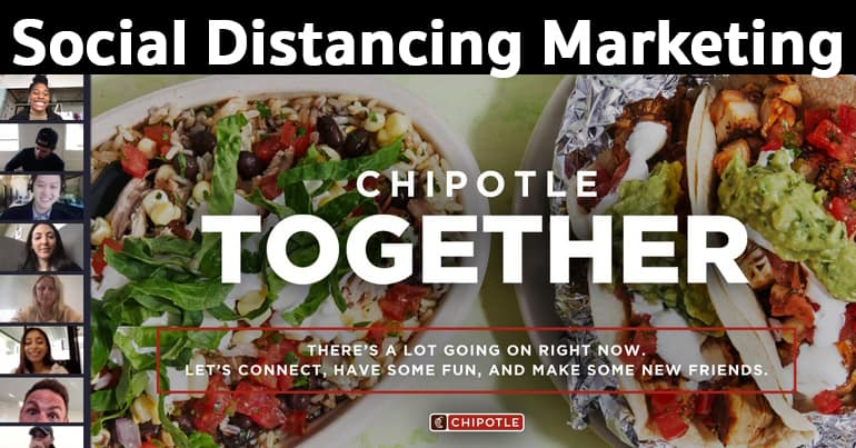 Social Distancing Marketing ร้านอาหารชวนคนเหงามากินข้าวกันผ่าน Zoom ได้ถึง 3,000 คน