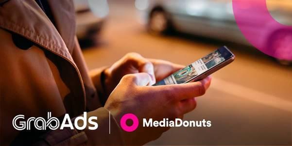 GRAB x Media Donuts GrabsAds
