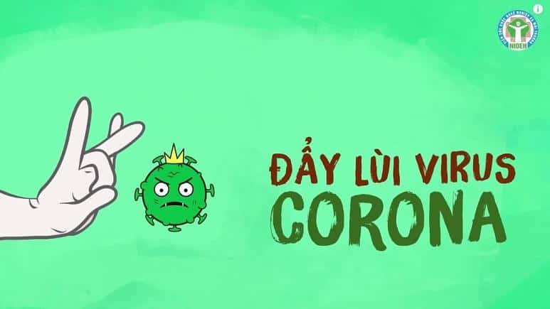 PR Marketing Health Vietnam Music Video Viral Against Virus COVID 19