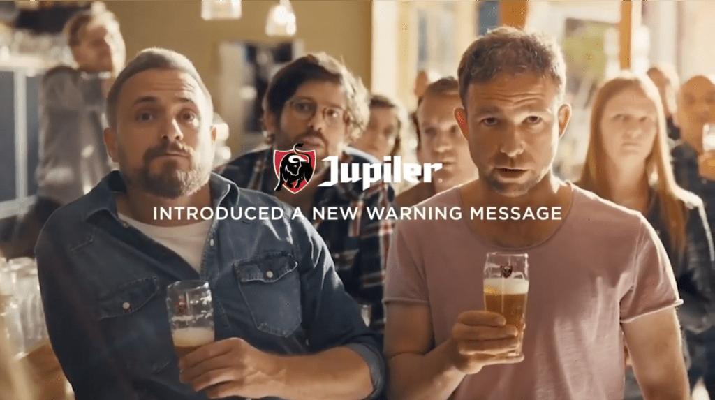 Jupiler ปล่อยแคมเปญ 'เมาไม่ขับ' แบบใหม่ ให้คนสนใจรถมากกว่าตัวเองที่คิดว่าเอาอยู่