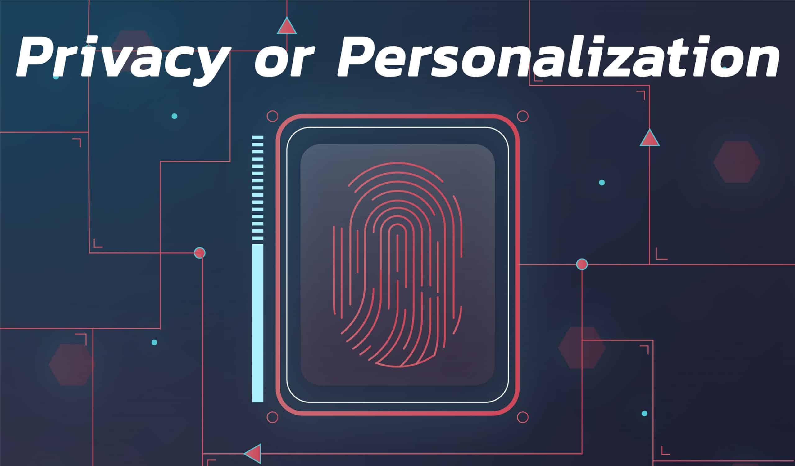 Personalization แค่ไหนอย่างไรดี ในวันที่ประเด็นเรื่อง Privacy และ PDPA มา