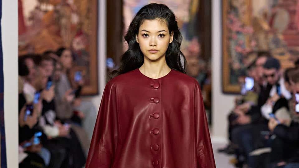 Lanvin แบรนด์หรูถ่ายทอดสด Paris Fashion Week ผ่าน VR ร่วมกับบริษัท iQiyi