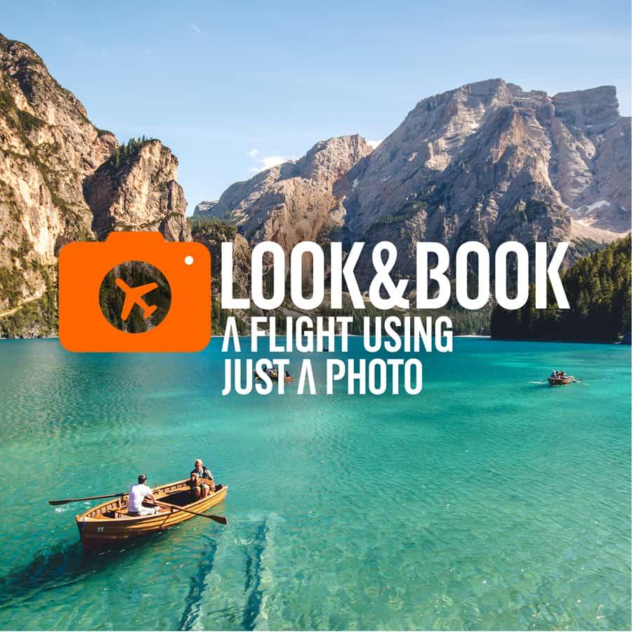 easyJet ออกฟีเจอร์ LOOK&BOOK ให้คนจอง ตั๋วเครื่องบิน ผ่านรูปบนไอจี