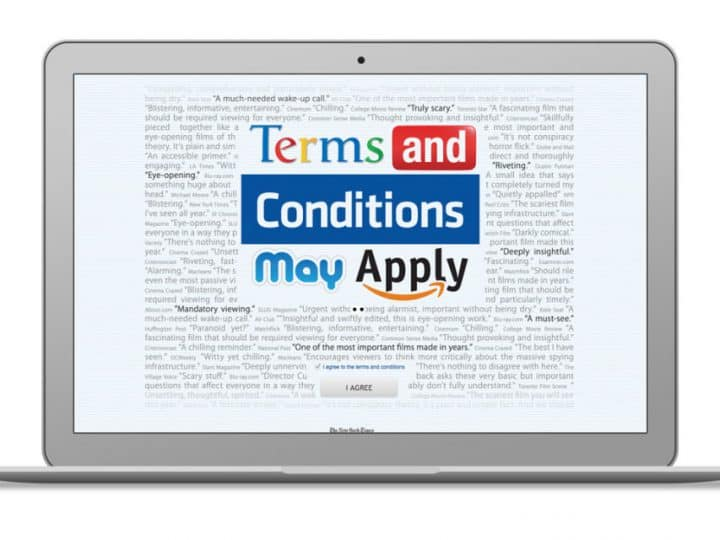 Terms and Conditions may apply Documentary Big Data
