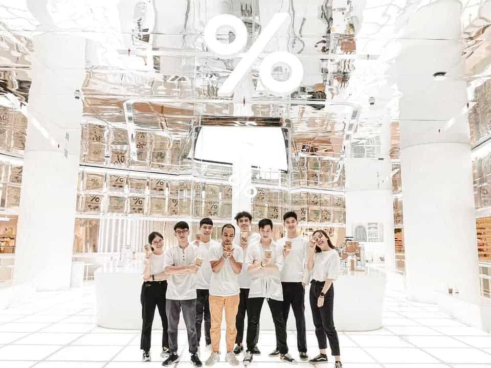 % Arabica เปิดสาขาที่ไทยแล้ว วันที่ 1 มิถุนายน 2563