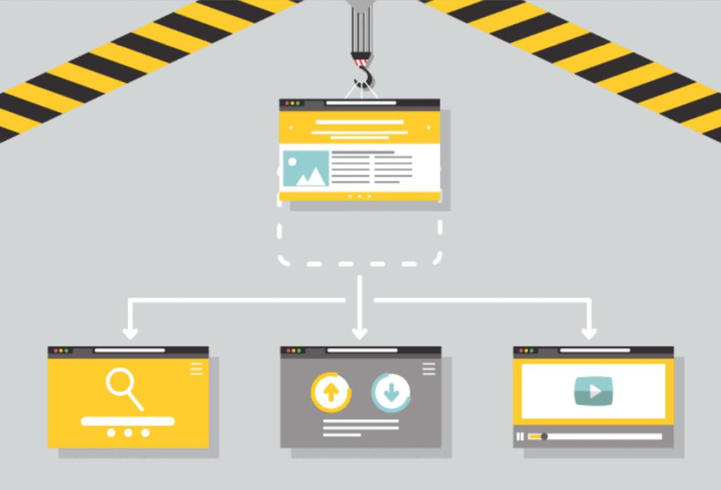 เทคนิคทำ SEO ที่สำคัญคือการสร้าง Site Structure คือโครงสร้างเว็บให้เข้าใจง่าย