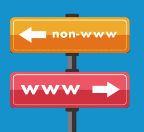 จิ้มเลยว่าจะใช้ www หรือ non-www เพื่อป้องกันการ Duplicate Content และการกระจายของ SEO