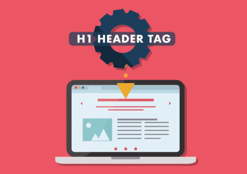 ใส่ใจ H1 หรือ Header ที่เป็นหัวเรื่อง ทำให้มันสอดคล้องกับ Title Tag และ Keyword