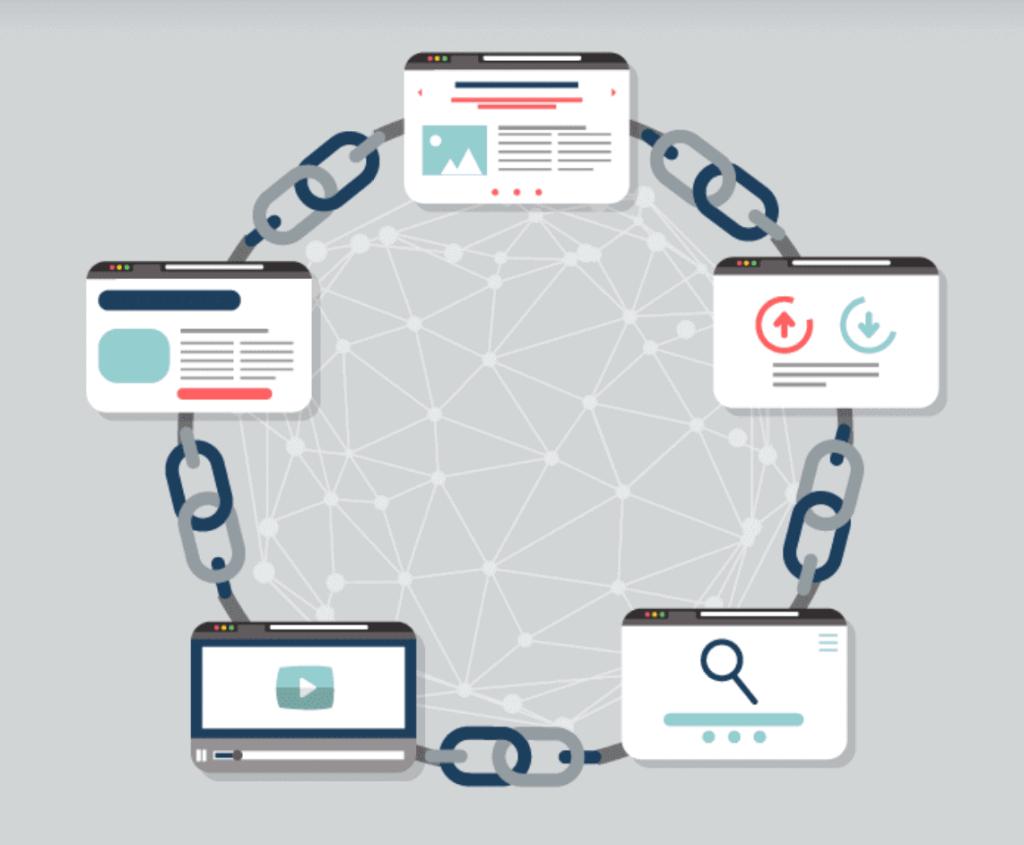 สร้าง Network ของ Internal-link ให้คนวนอยู่ในเว็บเรา และเพิ่ม Link Juice