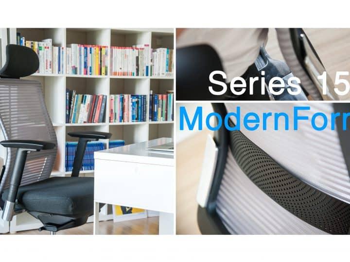 เก้าอี้ทำงานไม่ปวดหลัง ModernForm Series 15s