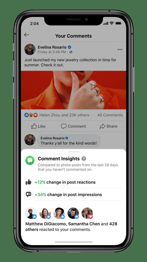 Comment Analysis Facebook Creator Monetization Program