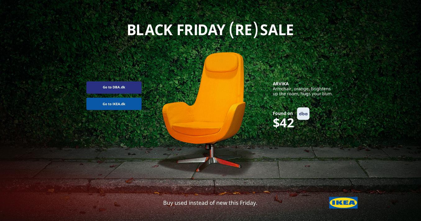 Black Friday (Re)sale กลยุทธ์การตลาดแก้ Perception ที่คนคิดว่า IKEA ไม่ทน