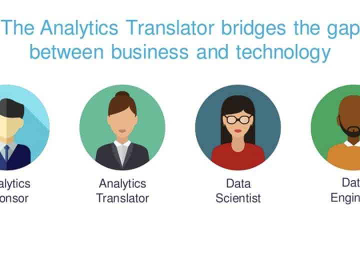 Analytics Translator อาชีพใหม่สาย Data ที่น่าสนใจที่สุดของศตวรรษที่ 21