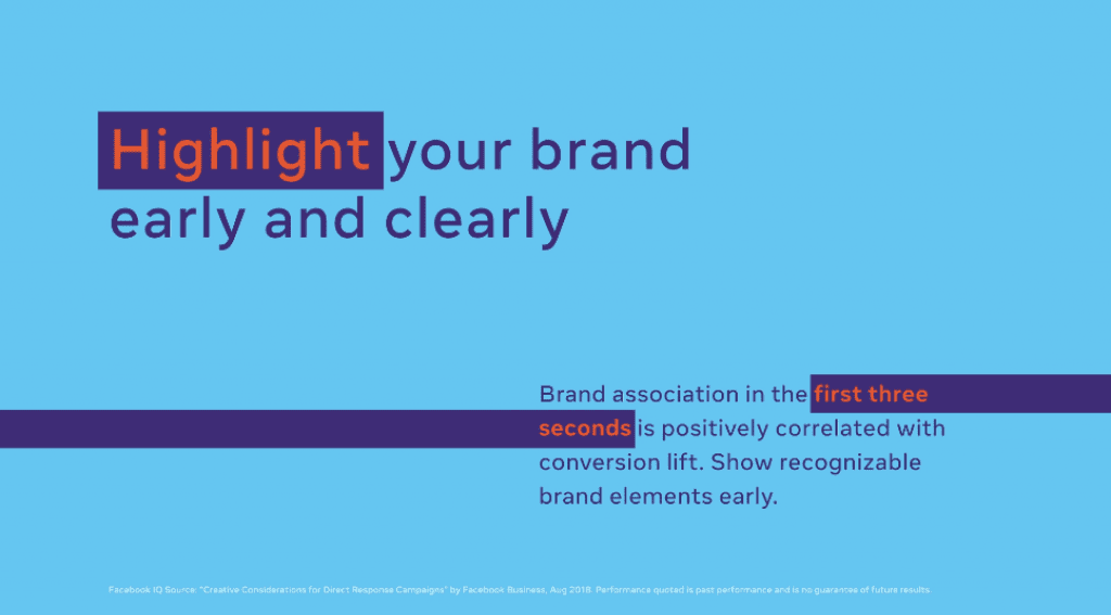 Facebook Brand message tips