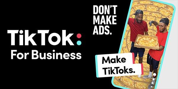 เปิดตัว TikTok For Business พลิกโฉมการตลาด Brand Storytelling