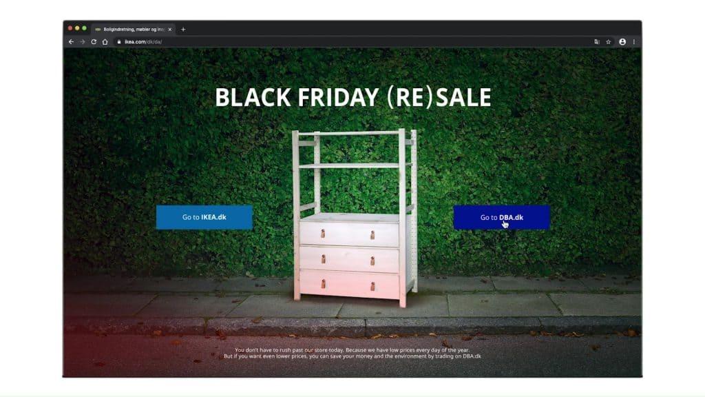 IKEA Black Friday (Re)sale