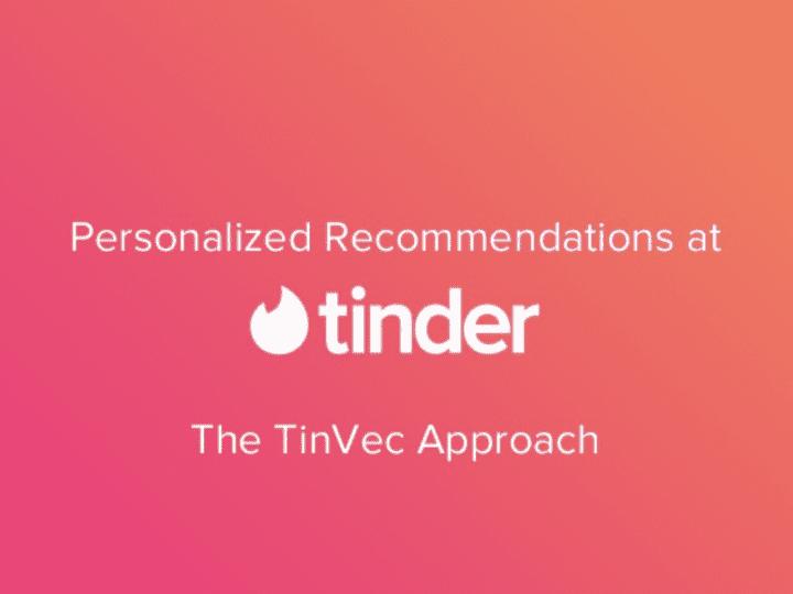 เผย Algorithm ของ Tinder จับไต๋ AI ปัดอย่างไรให้ไม่นก!