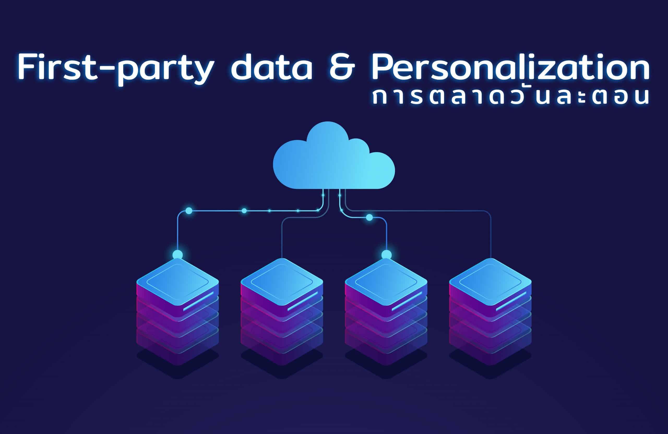 First-Party Data หัวใจสำคัญของการตลาดแบบรู้ใจในยุค Personalization